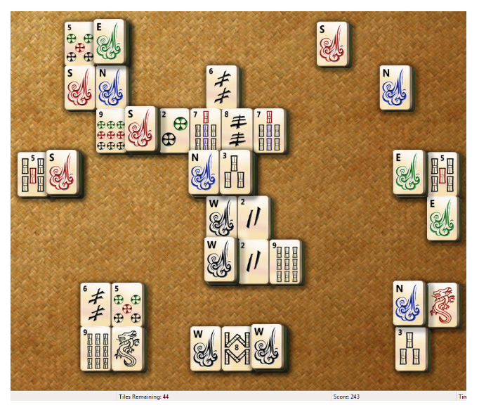 Don Hall 2nd's Official Blog » Mahjong Solitaire – Mahjong